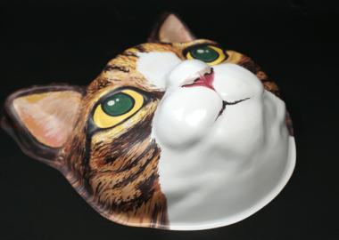 オリジナルネコ面1