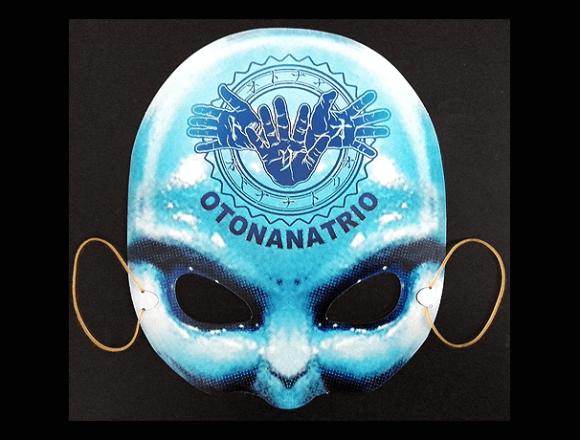 紙製お面OTONANA TORIO Tour Fall 2016-2